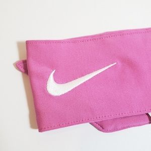NWT, Nike Pink Unisex Gym Work Out Head Wrap